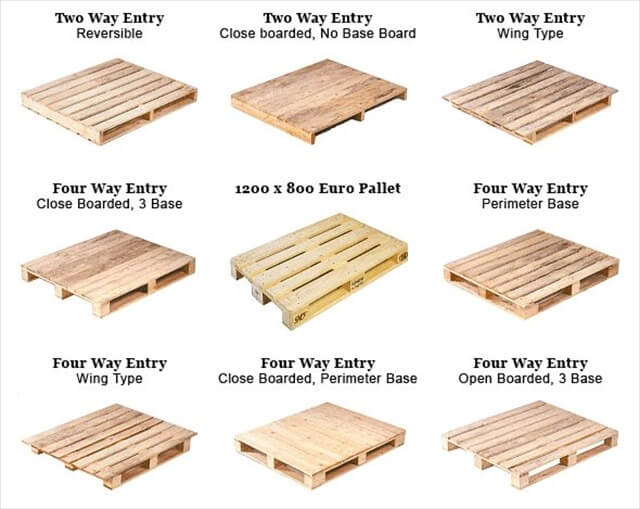 common wood used for pallets 2