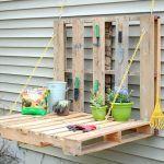 5 Steps for DIY: Pallet Gardening Table