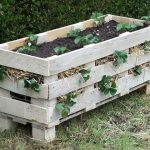 How to Make a Strawberry Pallet Planter?