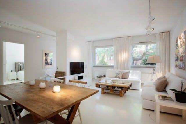Pallet Apartment Decoration