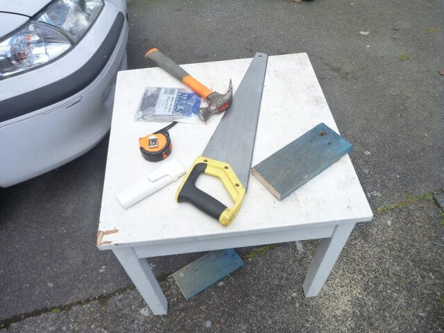 Pallet Furniture tools