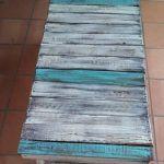 DIY Pallet Wood Coffee Table