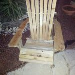 Simple Upcycled Pallet Adirondack Chair Instructions