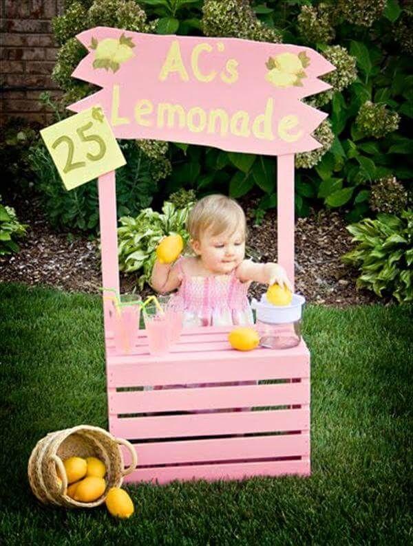 Pallet Lemonade