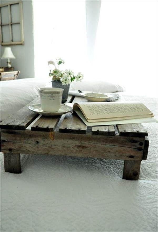 diy pallet coffee table design