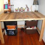 DIY Desk Made From Pallets – Tutorial