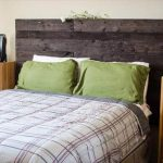 Make a Headboard From Pallets