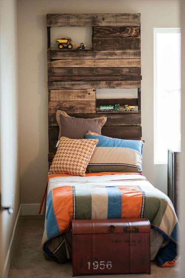 Bed Backboard 40 recycled diy pallet headboard ideas | 99 pallets