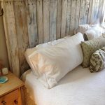 Build a Simple Pallet Headboard
