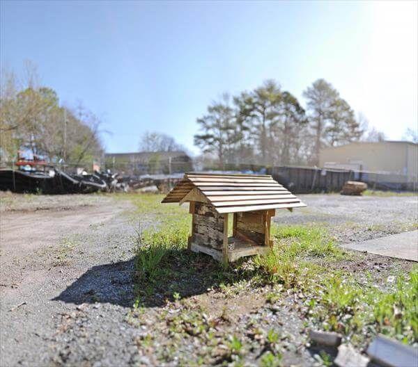 pallet shelter house