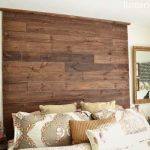 How to Make Pallet Headboard on Wall