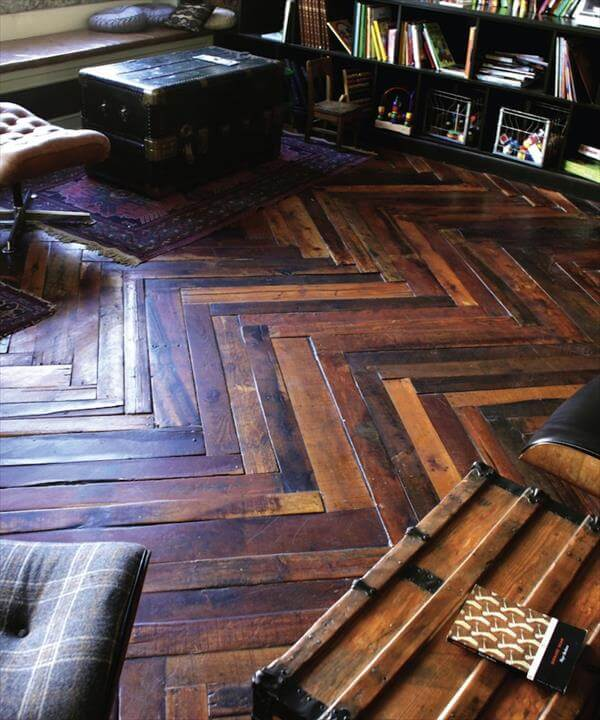 diy floors made out of pallets 99 pallets