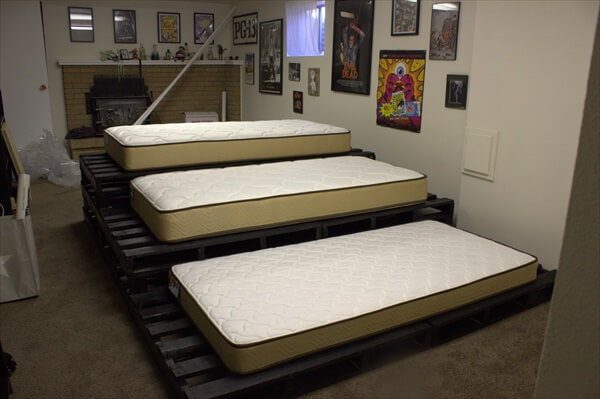 you can also go brilliant by choosing only leather mattresses for