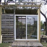 DIY Storage Shed From Pallets Tutorial