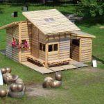 DIY Pallet House Instructions – I-Beam Design