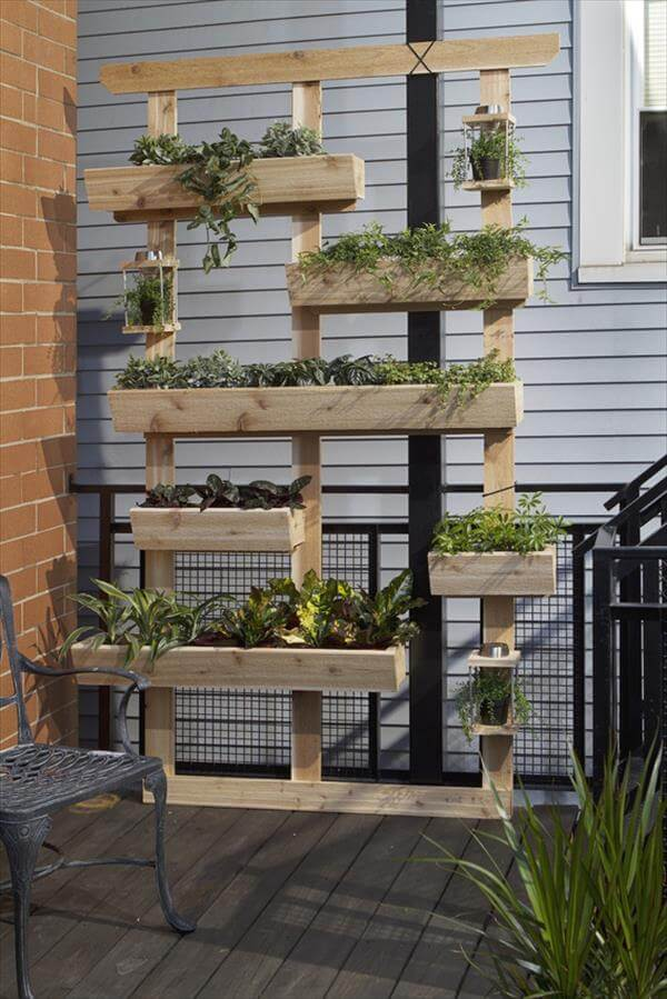 mini jardim jornal hoje:Pallets may be used as they are or they may be dissembled to create a