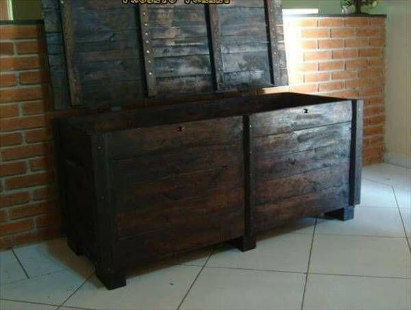 storage chest designs