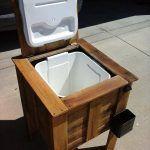 DIY Pallet Cooler Box Plan