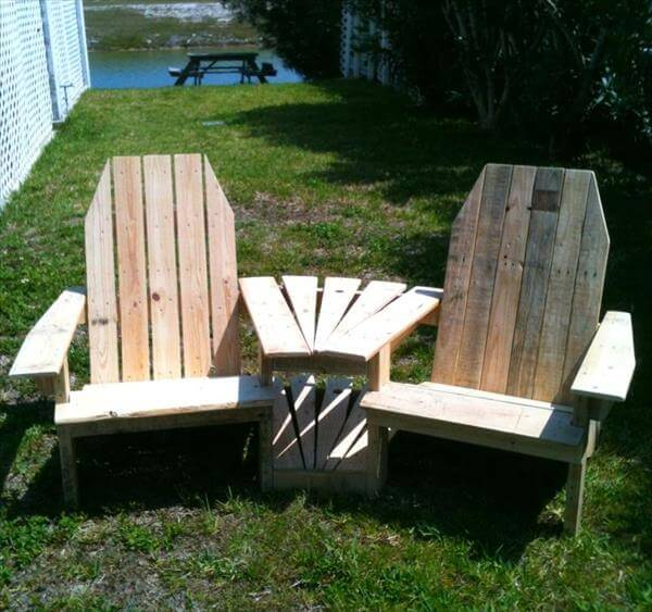 Pallet Kitchen Chairs: 5 DIY Pallet Chair Ideas For Comfortable Sitting