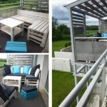 Pallet Furniture Ideas for the Outdoor