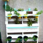 DIY: How to Make a Pallet Herb Planter