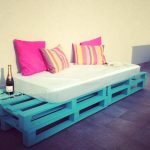 DIY Pallet Sofa – Outdoor Daybed