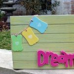 DIY 3d Pallet Sign Art