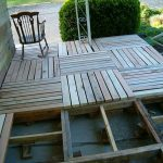 DIY Pallet Front Porch Remodeling Tutorial