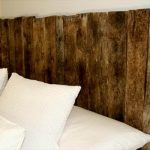 Rustic Pallet Headboard Tutorial