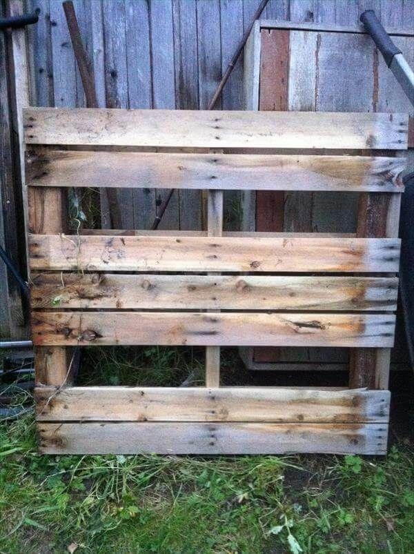 pallet wood board