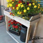 DIY: Pallet Potting Bench Tutorial