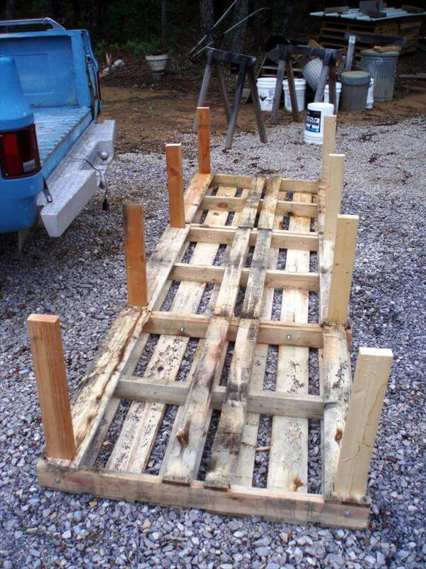 Diy pallet chicken coop tutorial 99 pallets Chicken coop from pallet wood