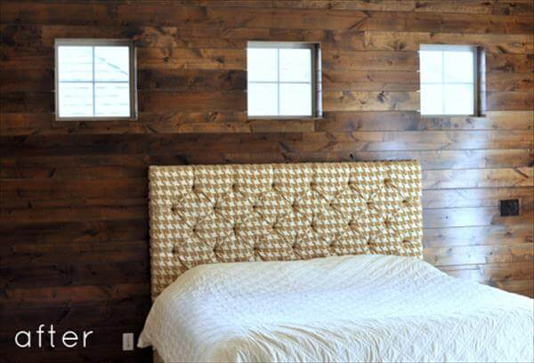 after preview of bedroom wall
