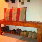 DIY: Rustic Pallet Bench Makeover