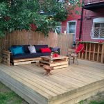 DIY Pallet Deck Tutorial