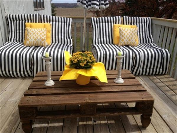 diy cozy pallet patio furniture instructions 99 pallets