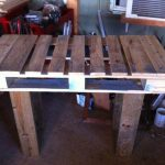 DIY Pallet Tables Project