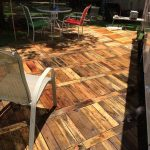 DIY Pallet Deck Ideas and Instructions