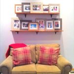 DIY Pallet Picture Shelves Tutorial