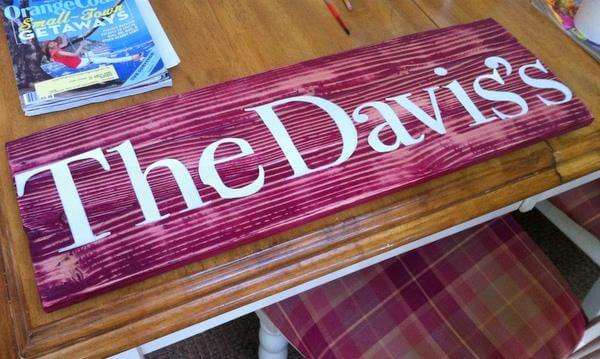 addition of printed name letters