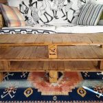 DIY Pallet Coffee Table and TV Stand