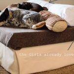 Simple Pallet Couch – Daybed