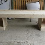 Pallet Bench for Outdoor Sitting – TV Stand