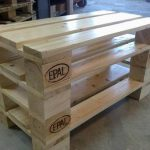 DIY Pallet Coffee Table and TV Cabinet