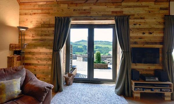 pallet furniture interior design