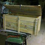 Pallet Storage Chest