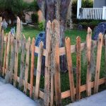 DIY Pallet Wood Fence Tutorial