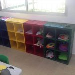 Pallet Wood School Furniture