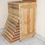 Pallet Tools Storage Cabinet: DIY Tutorial