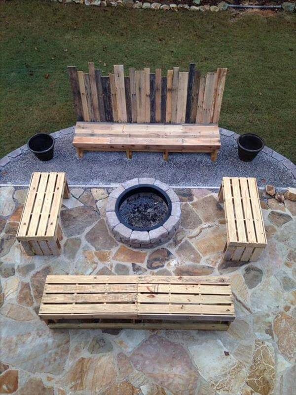 15 ways to use old pallets for furniture 99 pallets